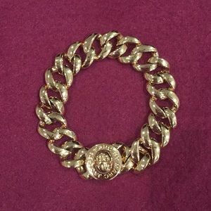 Gold chain bracelet by Marc by Marc Jacobs